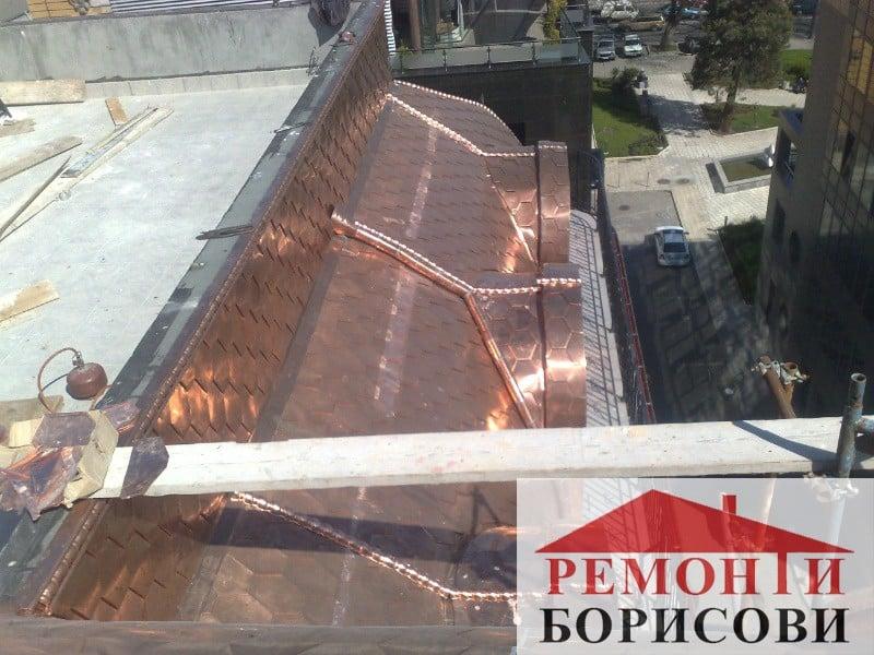 Тенекеджийски услуги - Ремонти Борисови